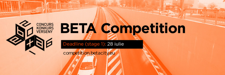 Call for Entries: Competition BETA