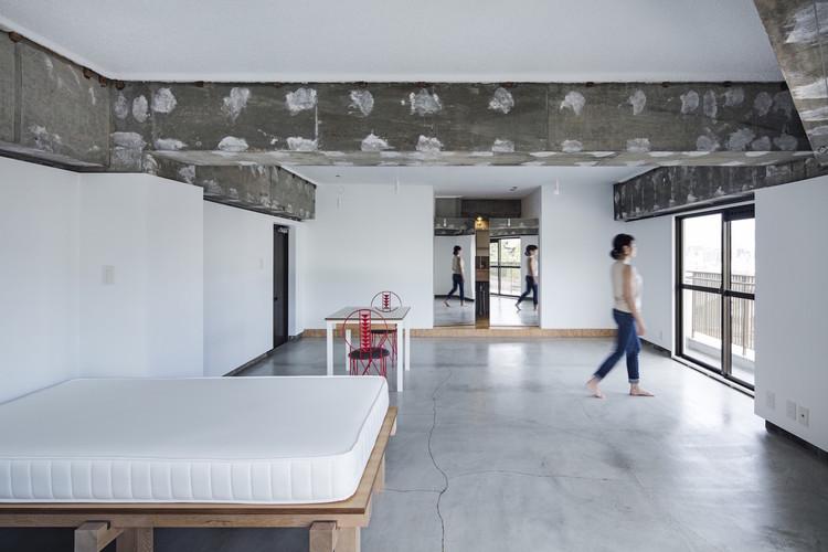 Xchange Apartments / TANK, © Kenta Hasegawa