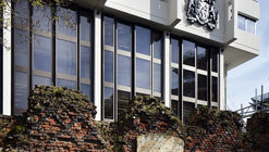 Salters' Hall Renovation / dMFK