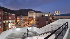 Namsan Patio / Architects Group RAUM
