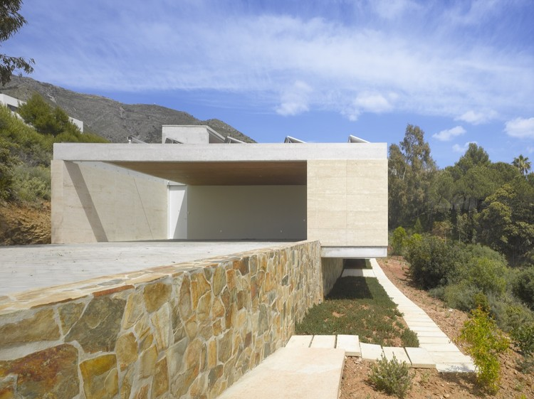 Casa Valtocado  / Mathias Klotz + Rafael De Lacour, © Roland Halbe