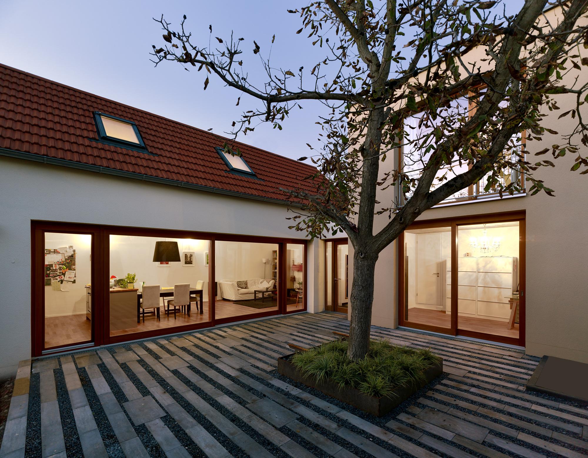 Architekt Mainz house ms heinrich lessing architekt bda archdaily