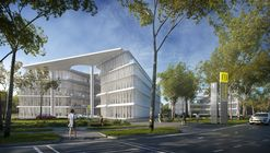 Brandon Haw Unveils Plans for University Building in Colombia