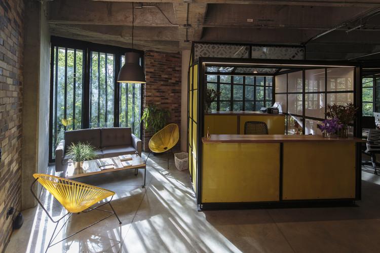 Oficinas ImasD   / Yemail Arquitectura, © Alejandro Arango
