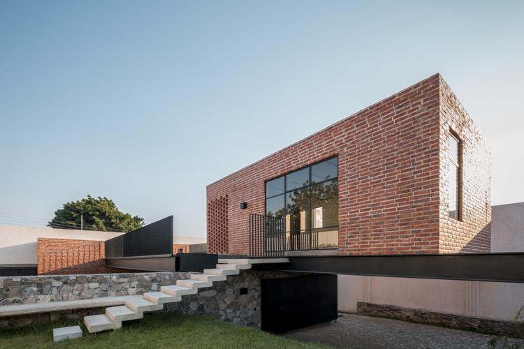Casa G / Delfino Lozano, © César Béjar