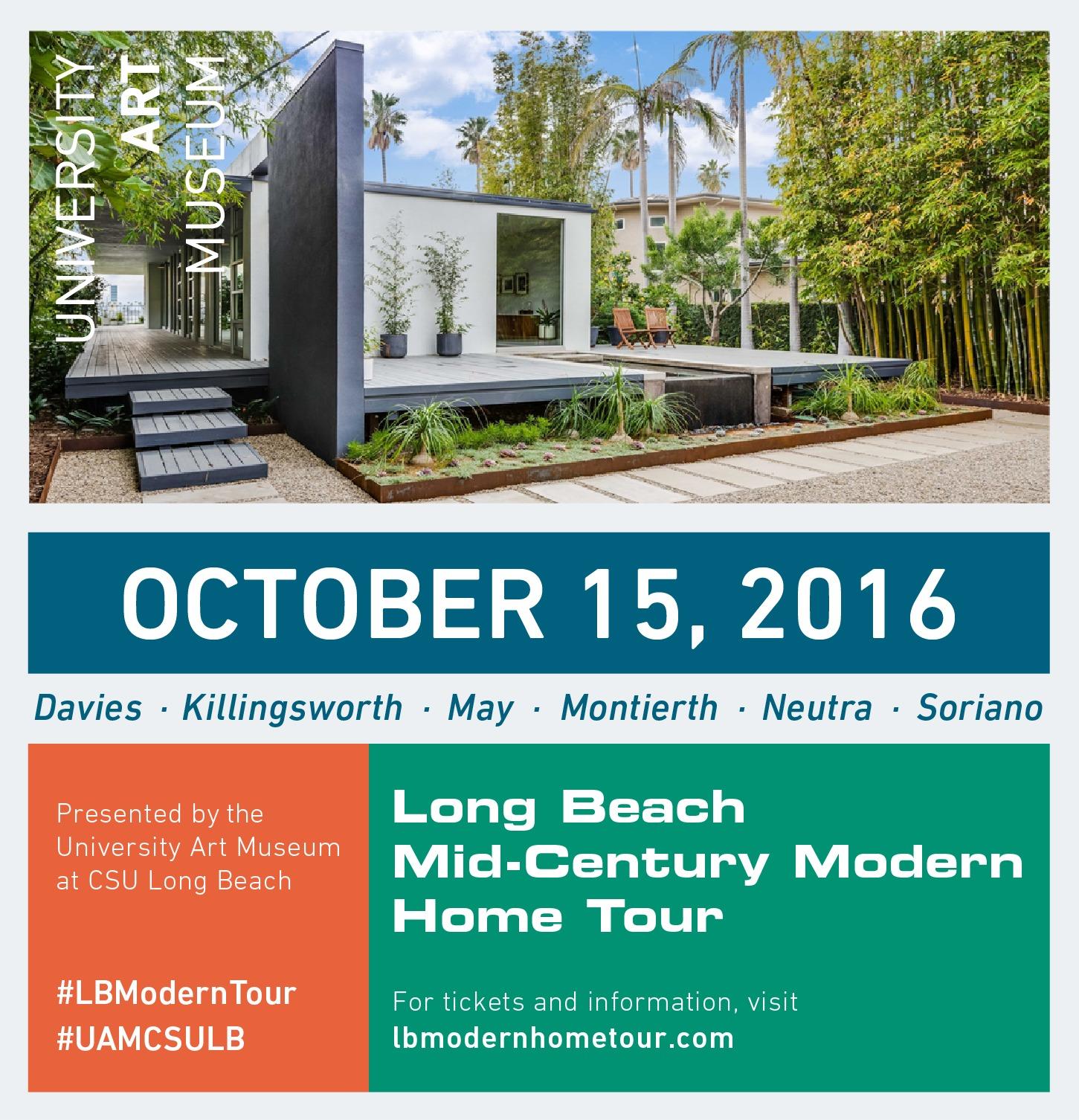 Long beach mid century modern home tour archdaily for Big modern house tour