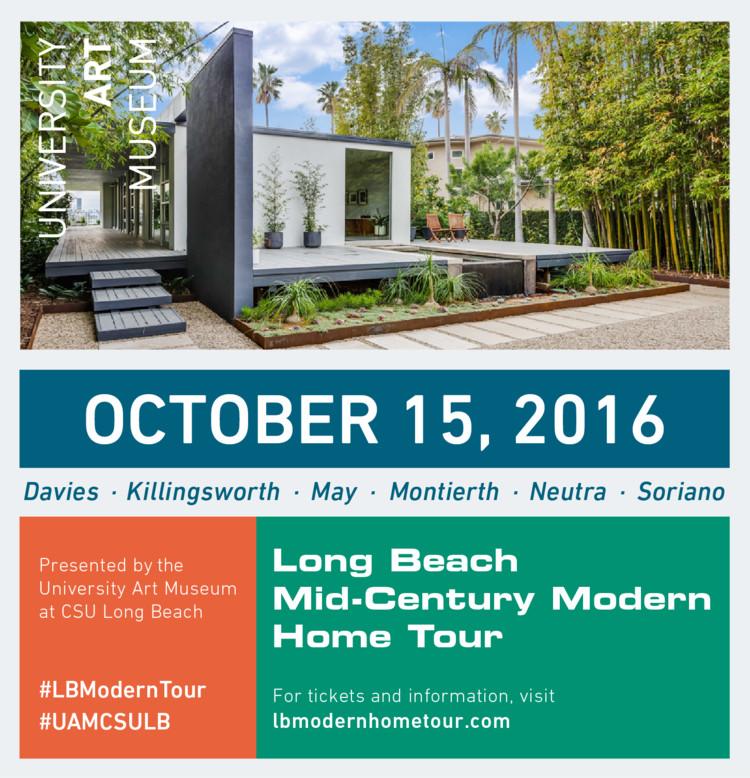 Long Beach Mid-Century Modern Home Tour
