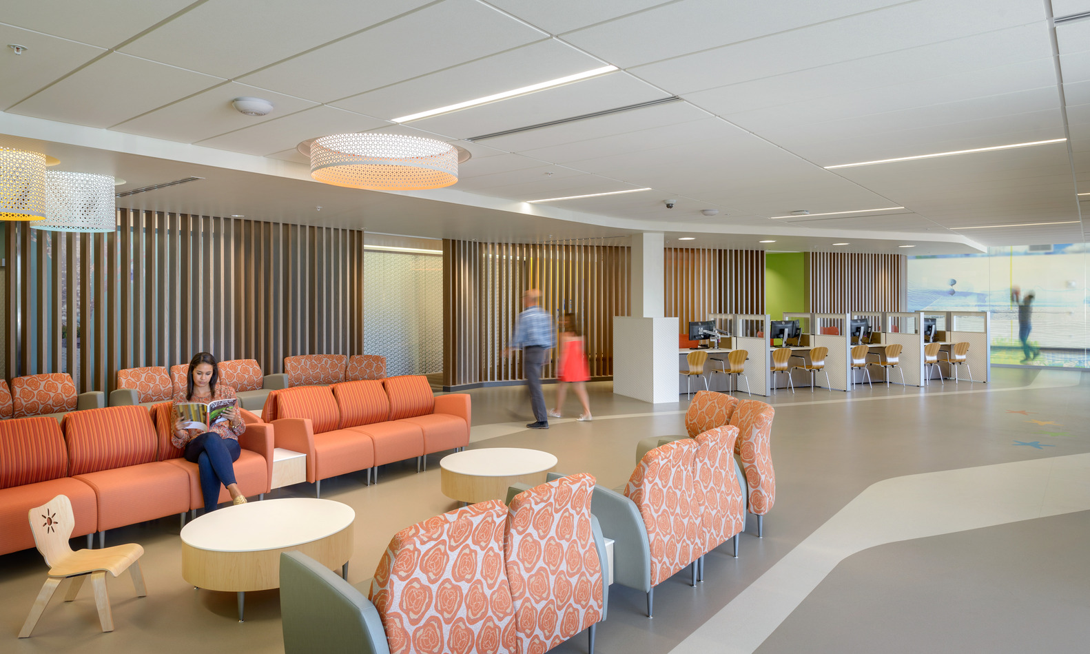7 Projects Announced As Winners Of AIA National Healthcare Design Awards Seattle Childrens Hospital