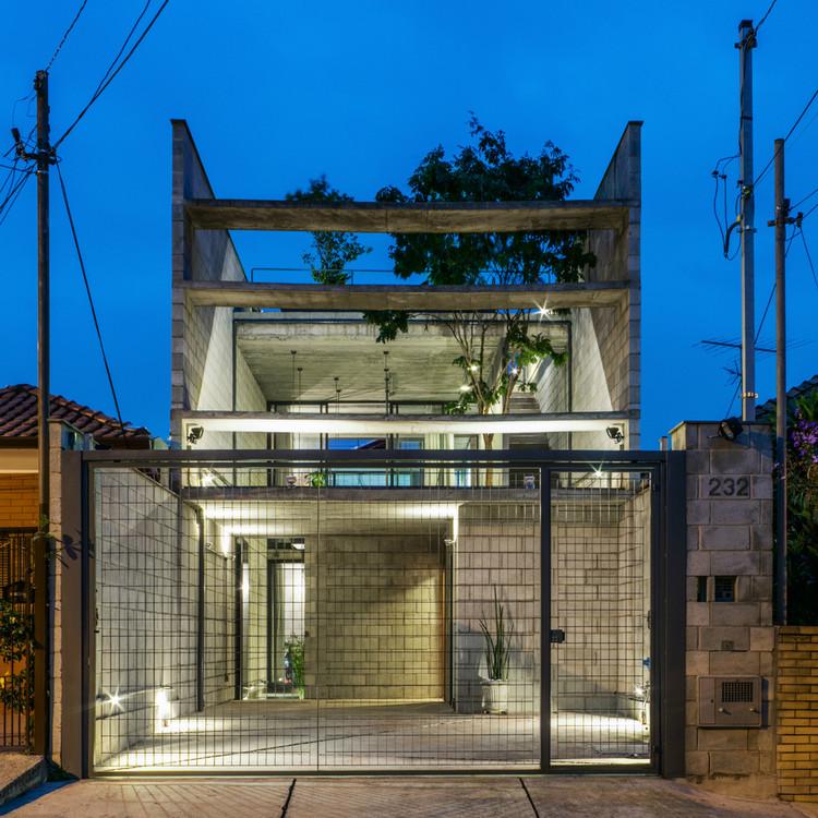 Material em Foco: Casa Mipibu por Terra e Tuma Arquitetos Associados, © Nelson Kon