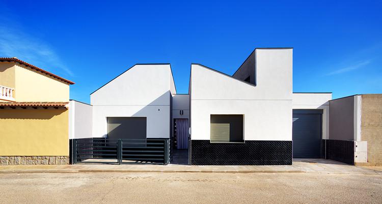 CASA ARM. / OOIIO Arquitectura, © Eugenio H. Vegue & Francisco Sepúlveda