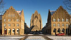 AD Classics: Grundtvig's Church / Peder Vilhelm Jensen-Klint