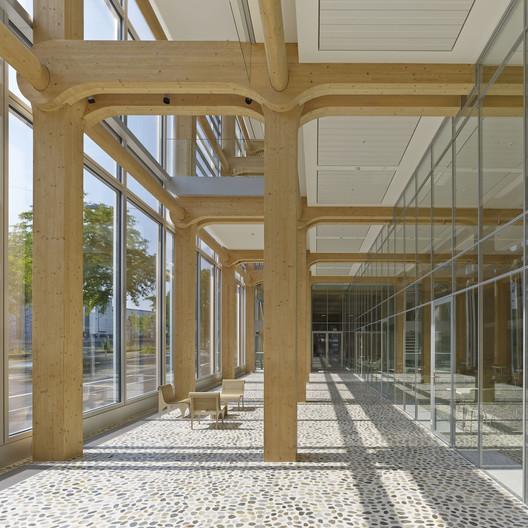 Tamedia Office Building. Image © Didier Boy de la Tour
