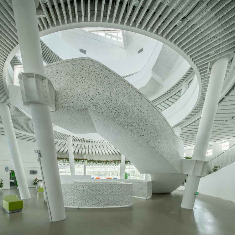 Nanjing Green Light House / Archiland International, Cortesía de Archiland International
