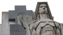 La obra de Francisco Salamone en Argentina: cementerio, matadero y municipalidad