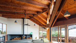 Chamfer House / Mihaly Slocombe Architect
