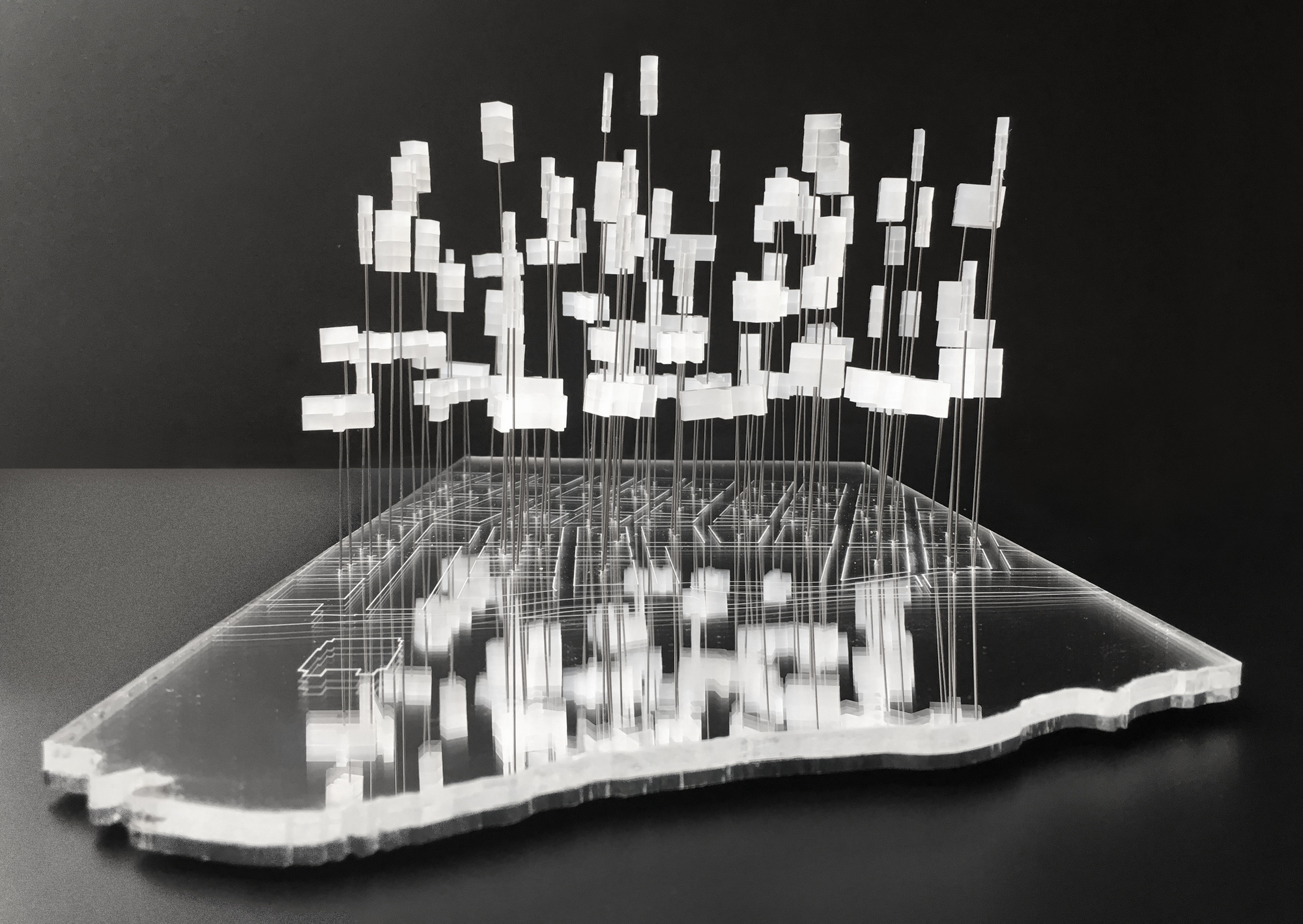 Gallery of manhattanisms 30 firms envision new york city for Architecture companies in nyc