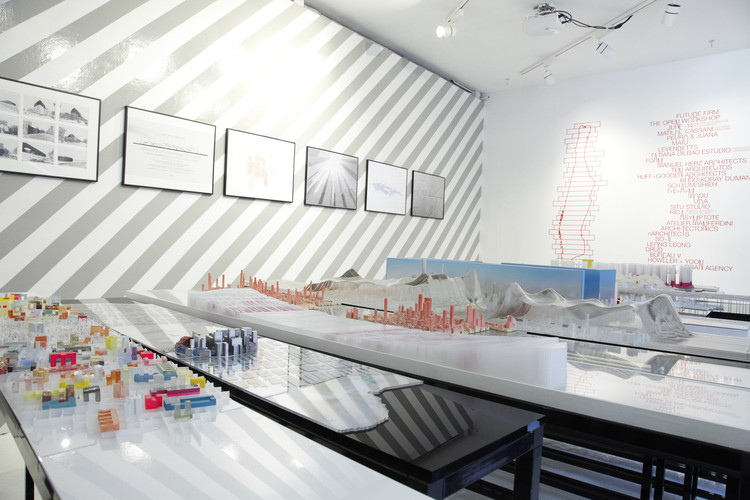 Manhattanisms: 30 Firms Envision New York City's Future Through Drawings and Models , © Romy Rodiek
