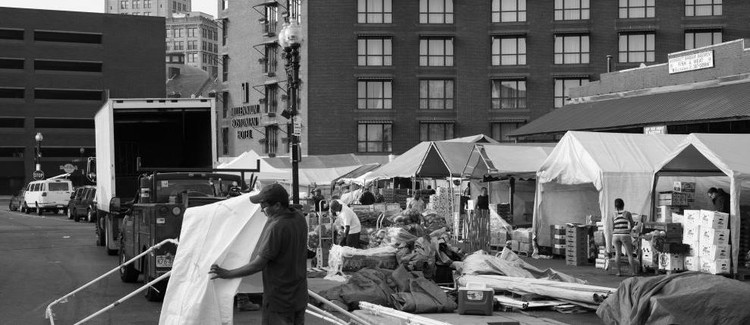 Opening Reception: Haymarket, The Soul of the City, Image: Courtesy of Historic New England, photography by Justin Goodstein.