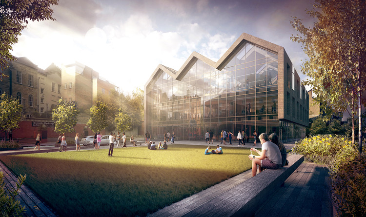 Ryder Architects Unveils New Headquarters for Online Bingo and Gaming Giant Tombola  , Courtesy of Ryder Architecture