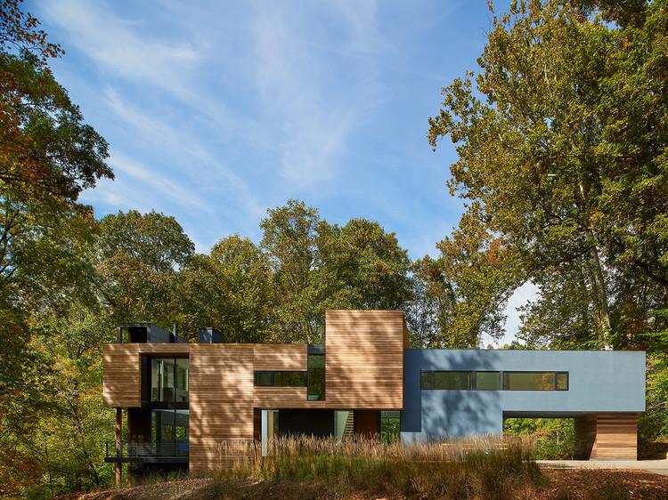 Casa Mohican Hills / Robert M. Gurney, © Hoachlander Davis Photography