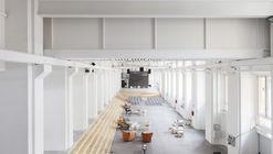 Base, Centro para la cultura y la creatividad  / Onsite Studio