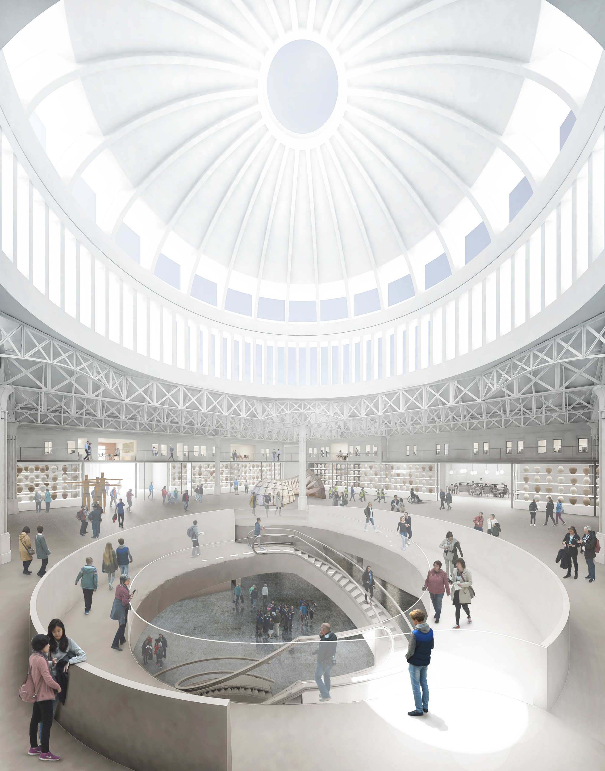 Gallery of Stanton Williams and Asif Khan Selected to Design Future ...