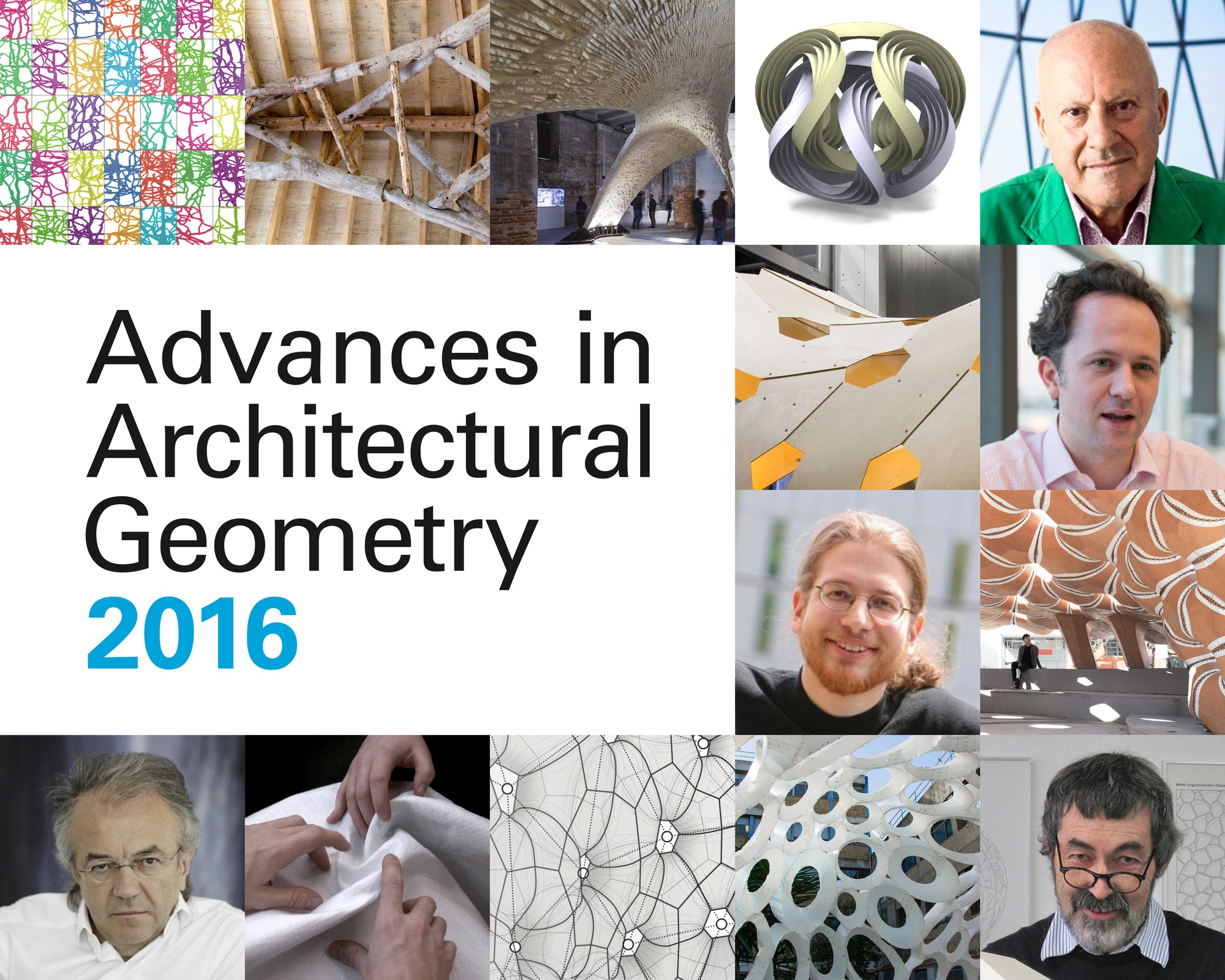 Advances in Architectural Geometry 2016 Symposium