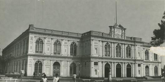 Clásicos de Arquitectura: Palacio de la Exposición / Antonio Leonardi