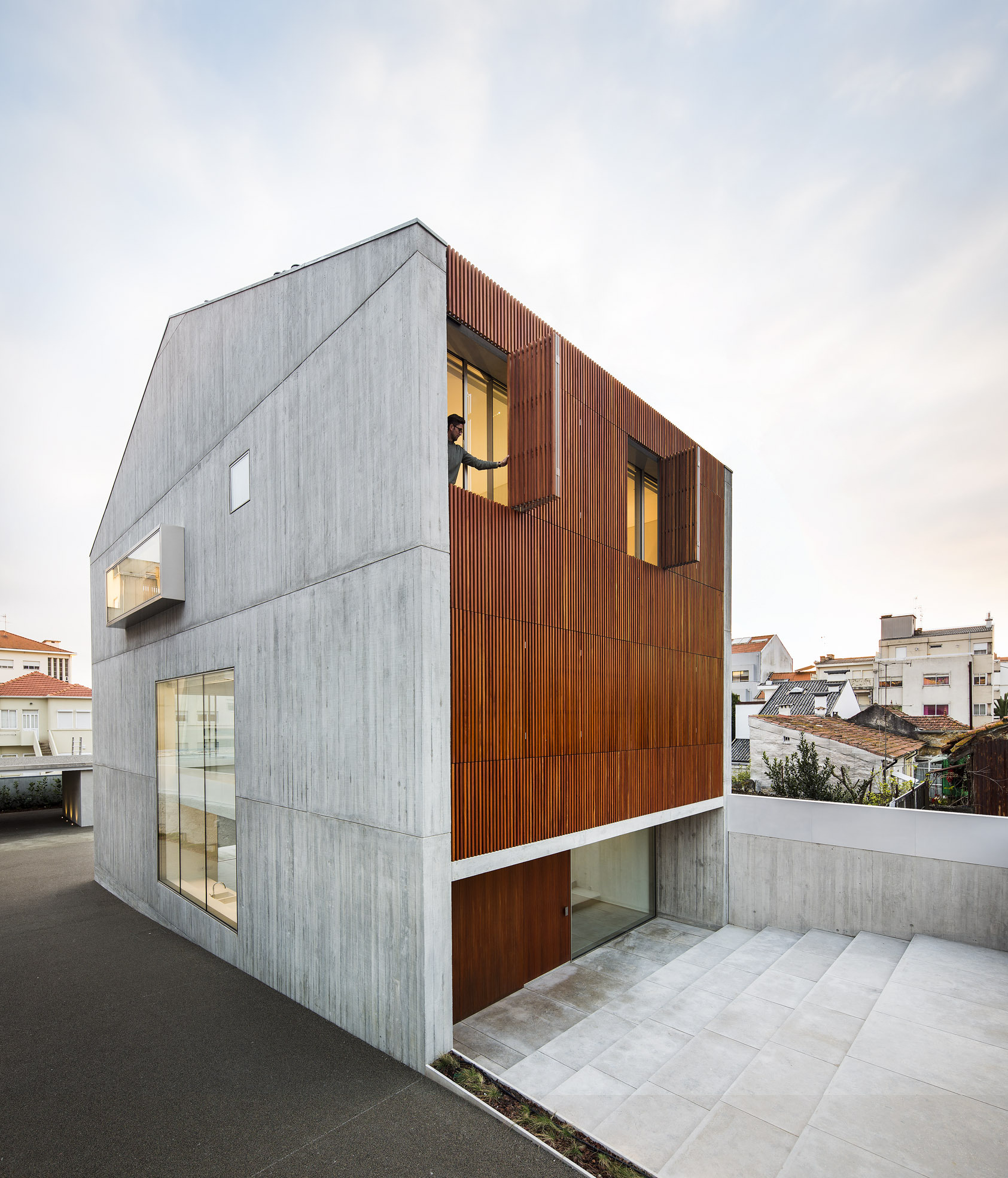 Galeria de casa no bonfim azo sequeira arquitectos for Arquitectura and design