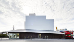 Hospital Umeda / Kengo Kuma & Associates