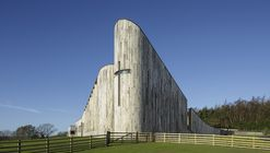 Monastério Stanbrook / Feilden Clegg Bradley Studios