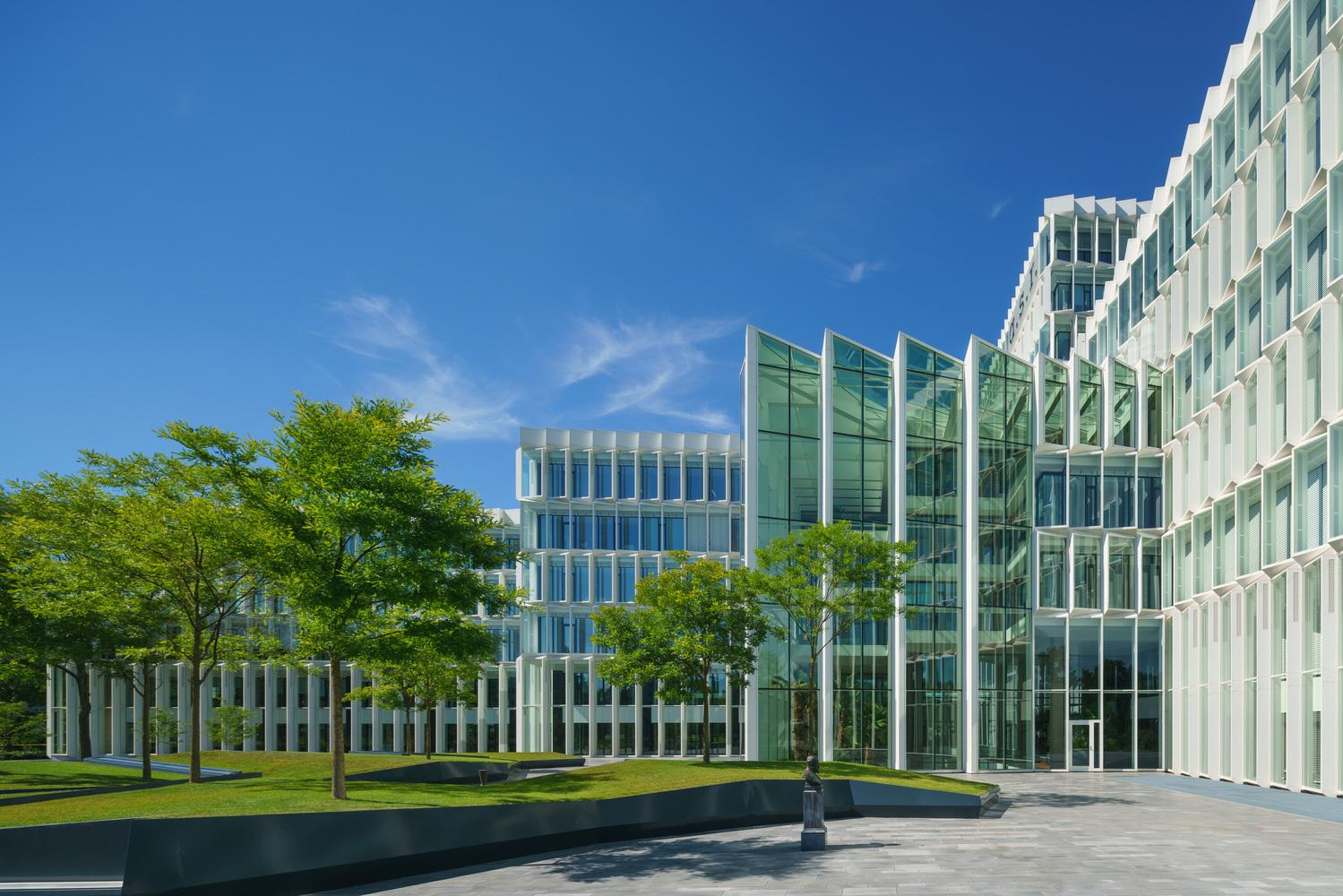 Team V Architectuur.Gallery Of A S R Headquarters Renovation Team V