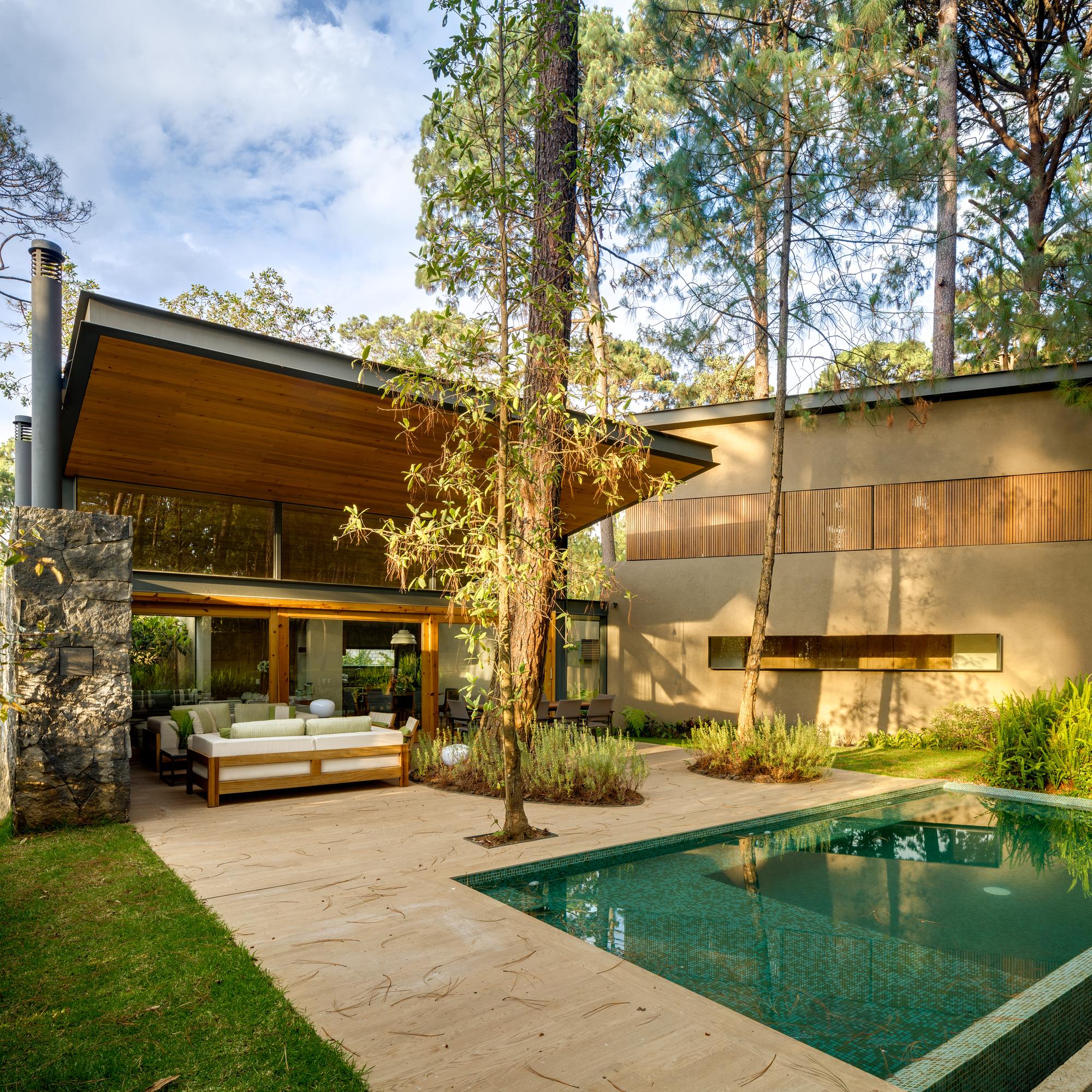 Galer a de cinco casas weber arquitectos 2 - Arquitectos madrid 2 0 ...