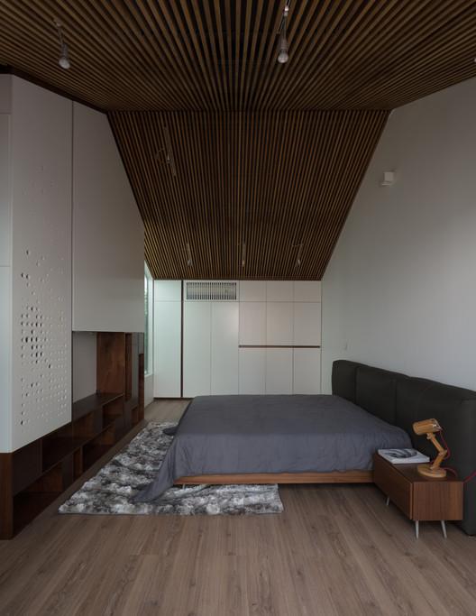 Attic Apartment / Tropikon, © Triệu Chiến