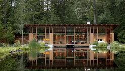 Residência Newberg / Cutler Anderson Architect