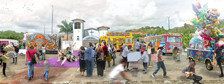 10 estratégias para promover mudança a partir da participação social, Imagem ilustrativa Projeto Ativa Ilhéus. Image via Acervo COURB
