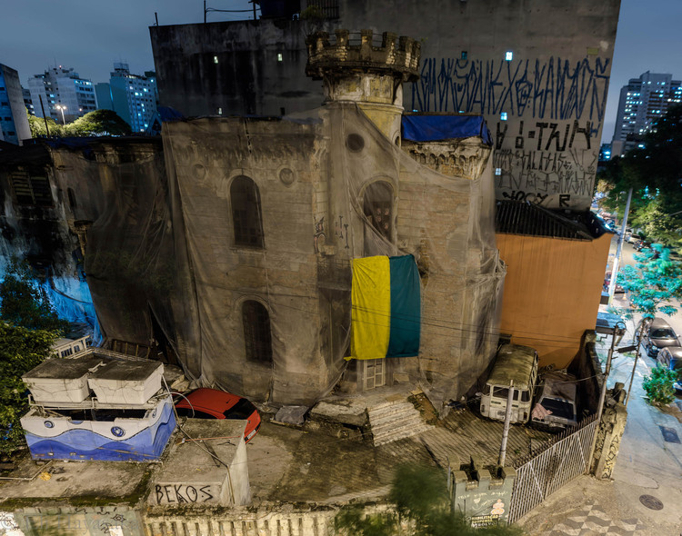 Castelinho no centro de São Paulo será reaberto após 4 décadas de abandono, © Eli Kazuyuki Hayasaka, via Flickr. Licença CC BY-SA 2.0. Used under <a href='https://creativecommons.org/licenses/by-sa/2.0/'>Creative Commons</a>