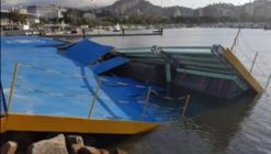 More Struggles Ahead of Rio Olympics as Ramp Collapses at Sailing Venue