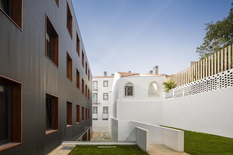 Residencia para Estudiantes / Luís Rebelo de Andrade, © Fernando Guerra | FG+SG