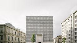 Fine Arts Museum / Estudio Barozzi Veiga