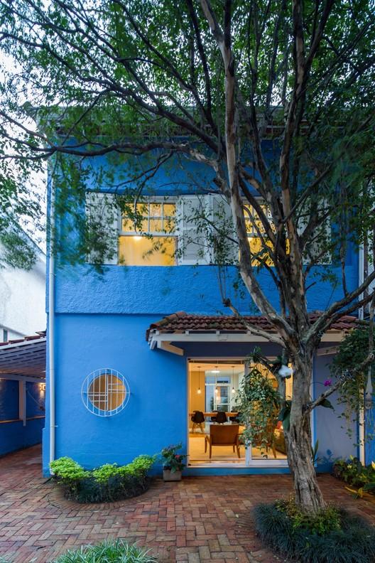 Residência Vila Mariana  / Verso Arquitetura, © Pedro Napolitano Prata