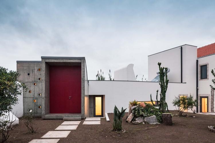 Casa Loures / André Mesquita Arquitectos, © João Morgado