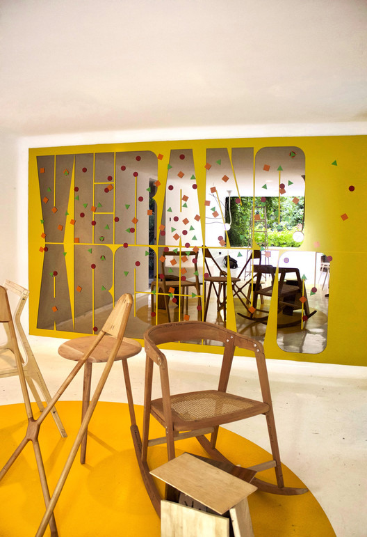 Verano ARCHIVO: 50 proyectos en curso de diseñadores emergentes y establecidos, Cortesía de ARCHIVO