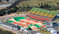 Parque Radical Olímpico Rio 2016 / Vigliecca & Associados