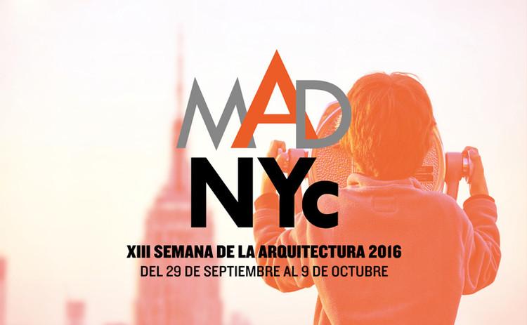 XIII Edición de la Semana de la Arquitectura en Madrid, vía COAM
