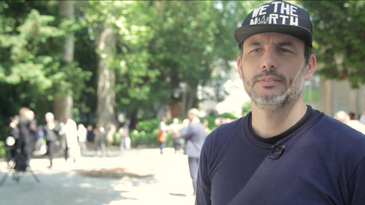 "Vídeo: Pierre Bélanger explica ""EXTRACTION"", a contribuição canadense para a Bienal de Veneza 2016"