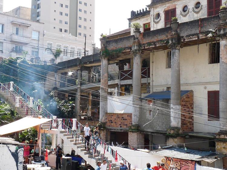 Instituto Goethe seleciona projetos para seu novo espaço de residência na Vila Itororó, Vila Itororó, Bela Vista, São Paulo. Image © Hélio Bertolucci Jr.