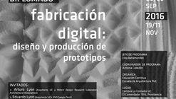Diplomado en Fabricación Digital / Diseño y Producción de Prototipos UC: ¡Sorteamos una Beca!