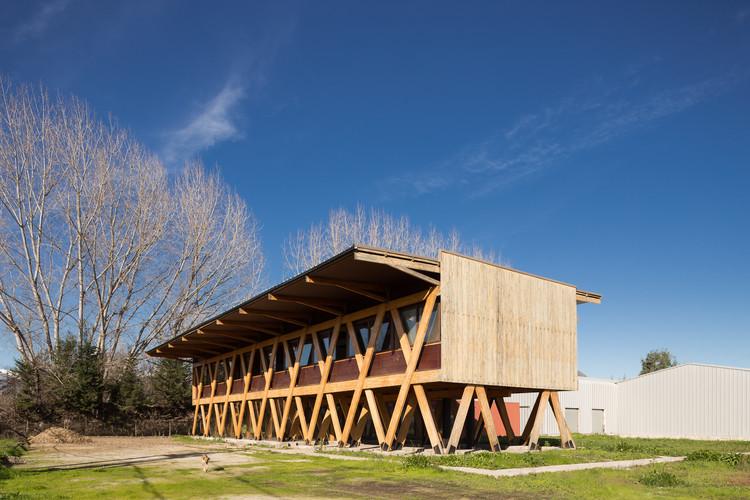 Honey Exporter / DX Arquitectos  + DEL SANTE Arquitectos, © Pablo Blanco