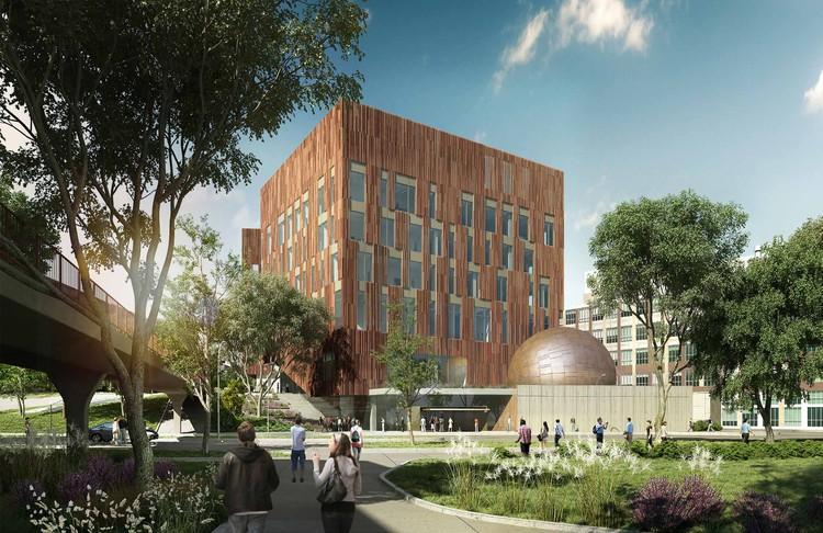 Ennead Architects Makes Progress On New University Of Michigan